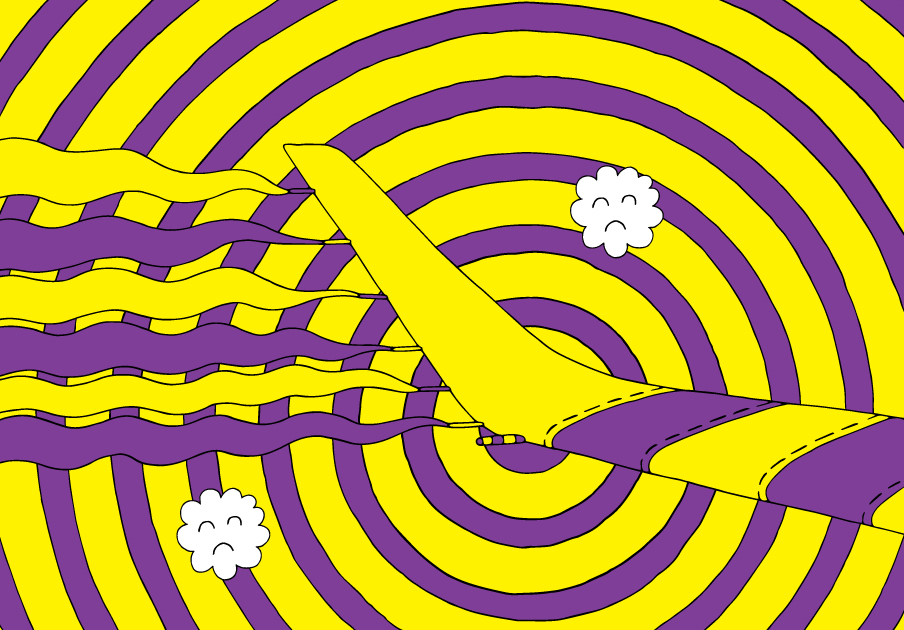 "Rainbow (2016), Editorial illustration for the Dutch online newspaper ""de correspondent"""