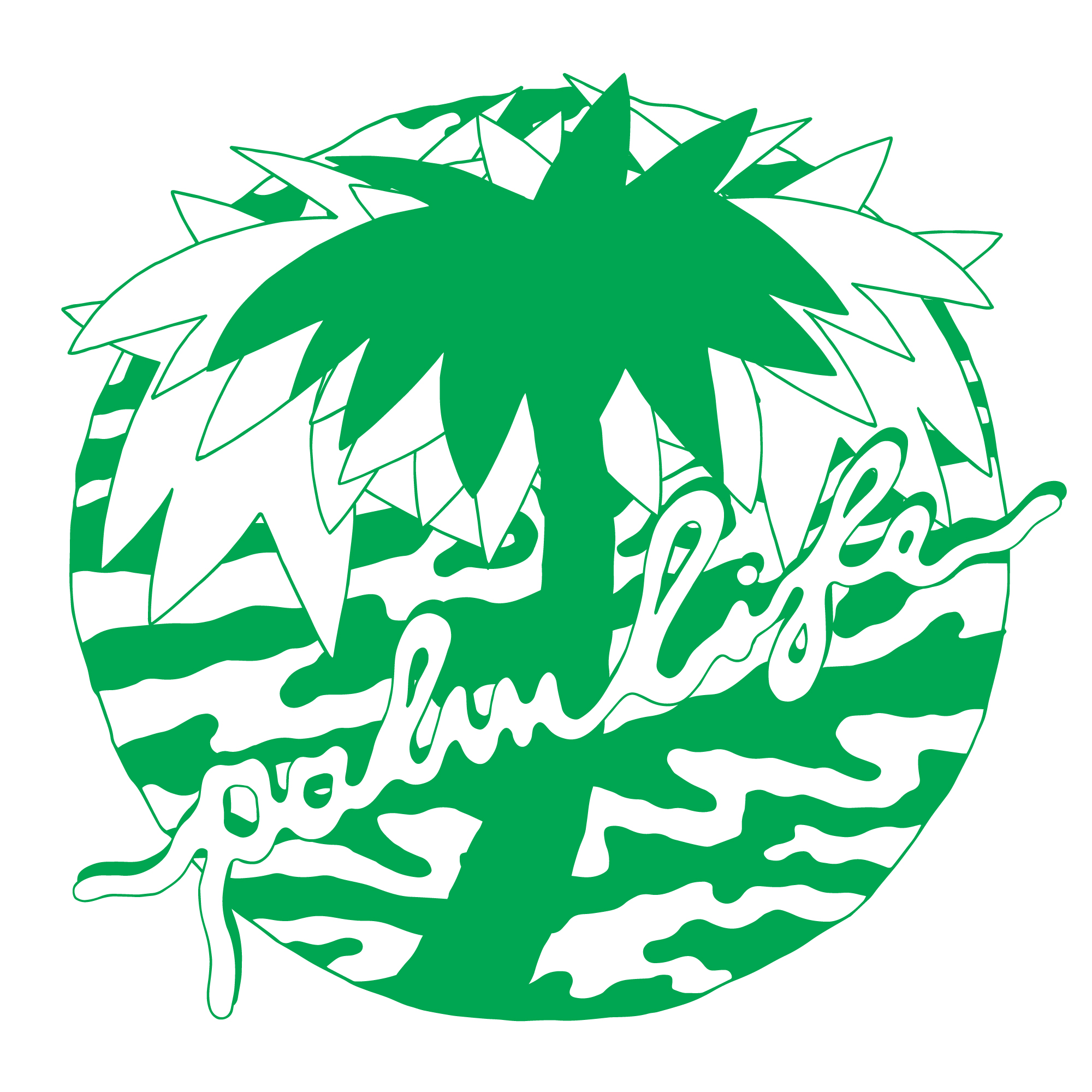 Palmlife (2016), Logo design.