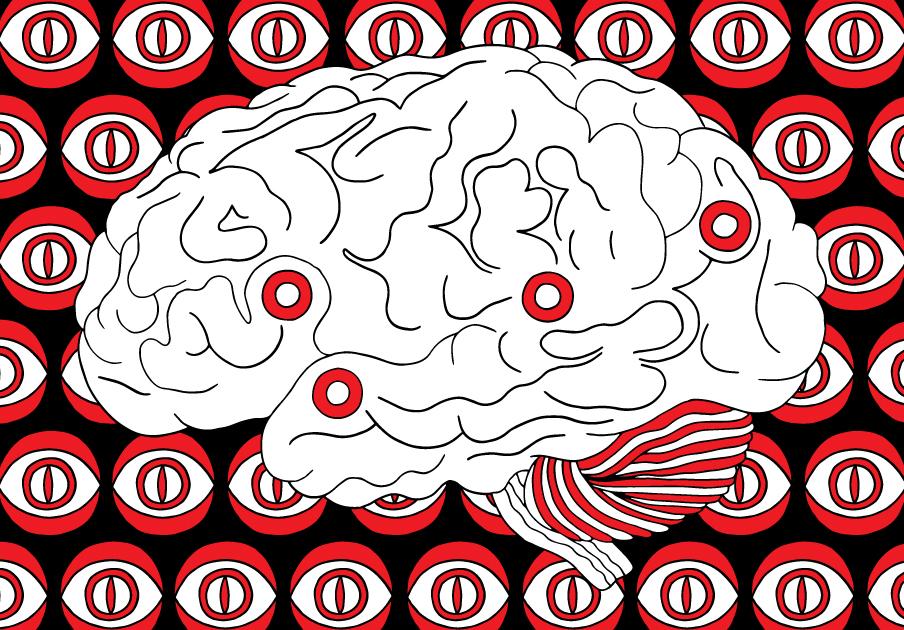 hersenen jippiet jip